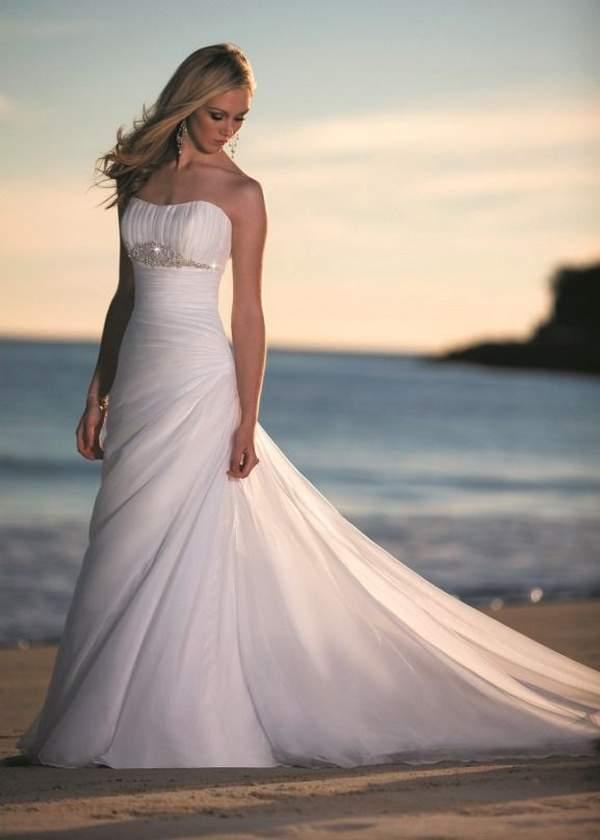 Beach Wedding Dresses 2015_09