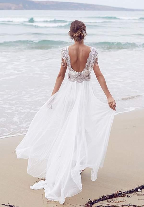 Beach Wedding Dresses 2015_11