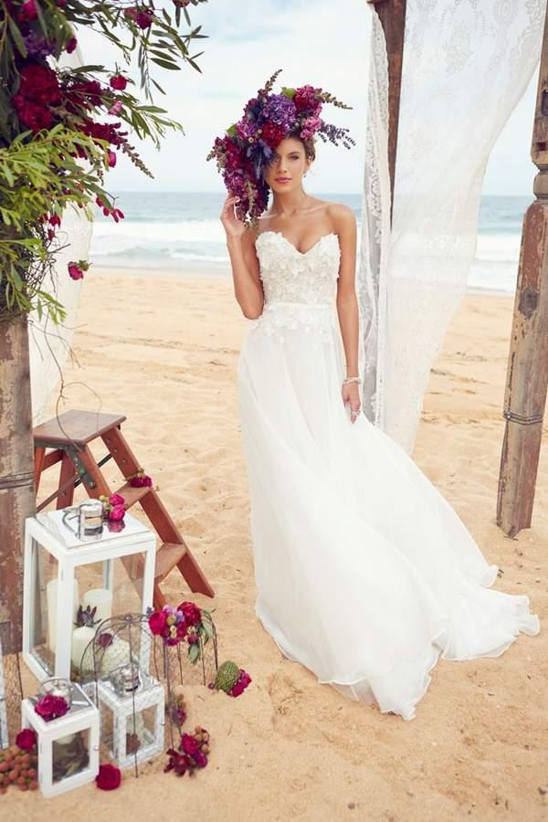 Beach Wedding Dresses 2015_20