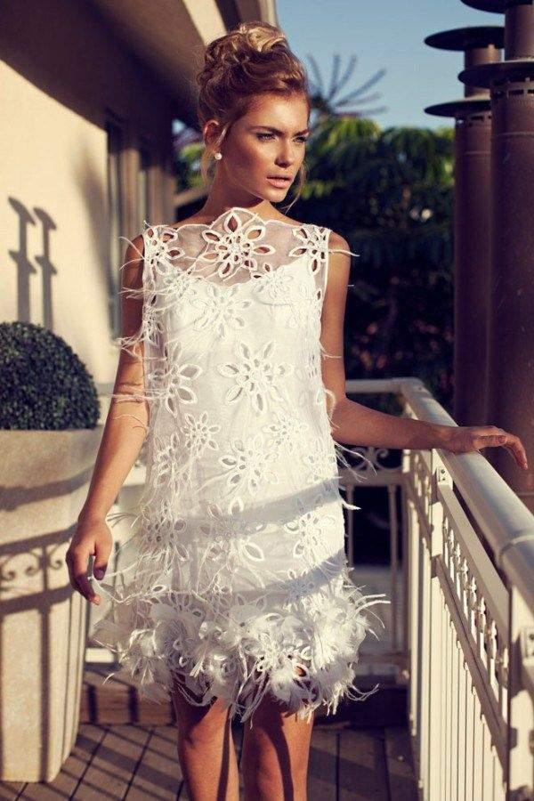 Beach Wedding Dresses 2015_21