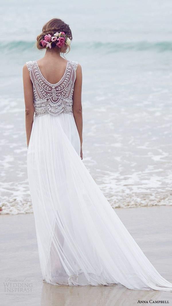 Beach Wedding Dresses 2015_23