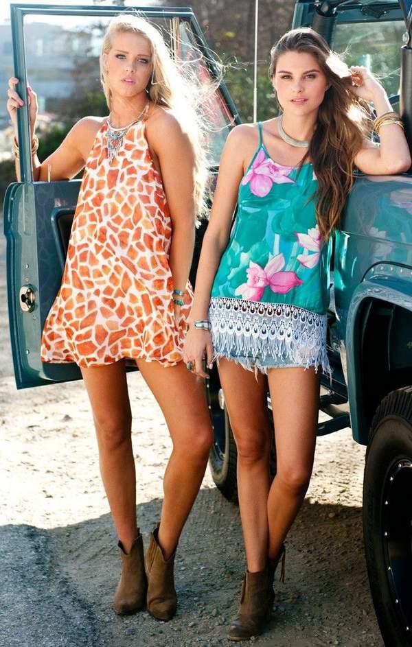 Sassy Summer Dresses 2015_01