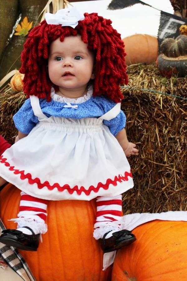 Baby In Halloween Costumes