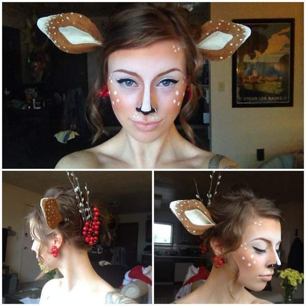 Real-Girl Halloween Costumes That Are Terrifyingly Gorgeous 2