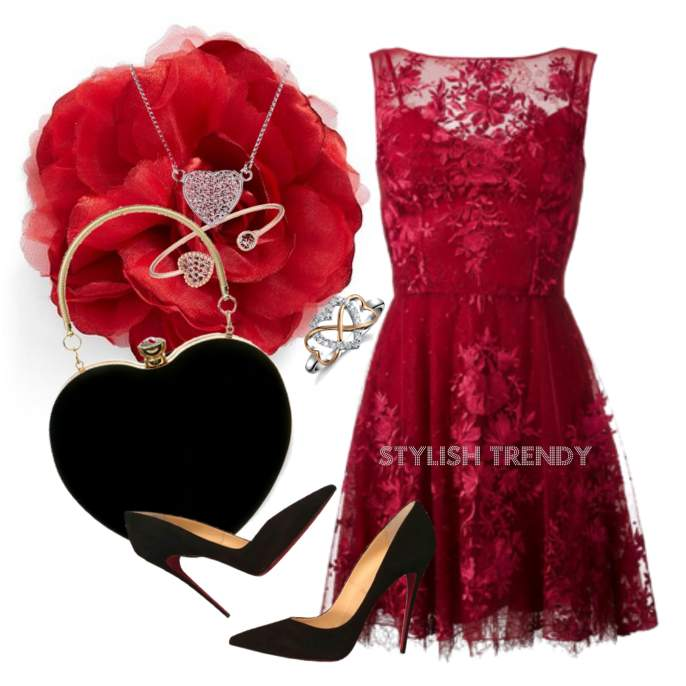 Beautiful Valentines Day Outfit Ideas_03