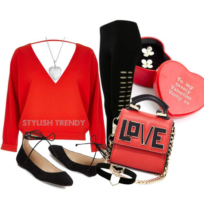 Beautiful Valentines Day Outfit Ideas_04