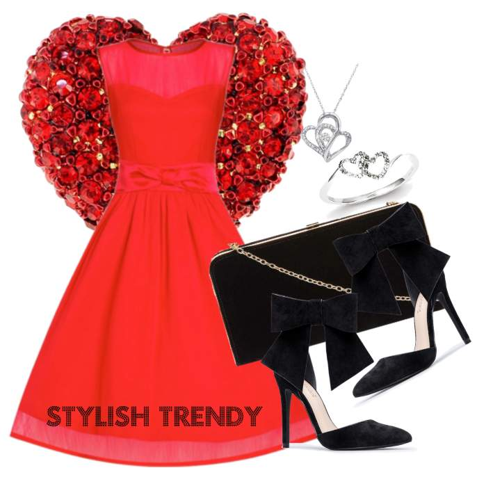 Beautiful Valentines Day Outfit Ideas_08