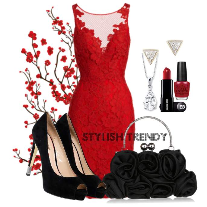Beautiful Valentines Day Outfit Ideas_10