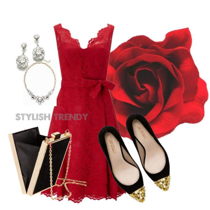 Beautiful Valentines Day Outfit Ideas_11