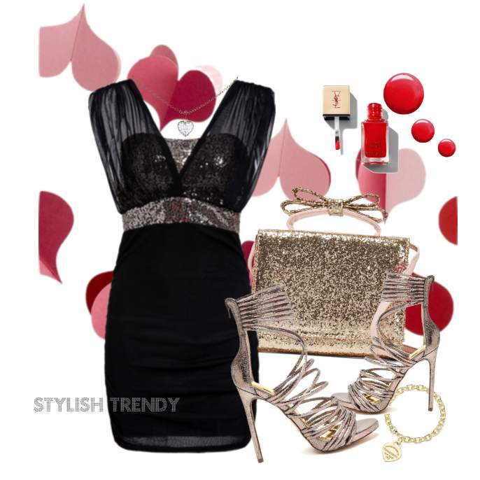 Beautiful Valentines Day Outfit Ideas_12