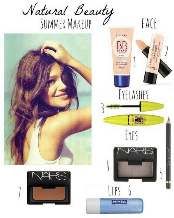 Best Summer Makeup Tips & Tricks for Beach_11