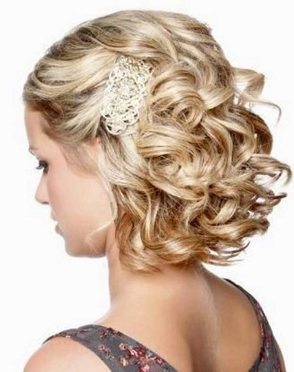 Prom Hairstyles for Short Hair 2017_02