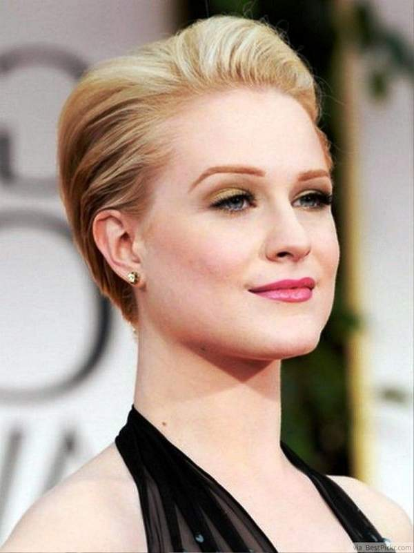 Classic Short Hairstyles for Women - Prom Hairstyles