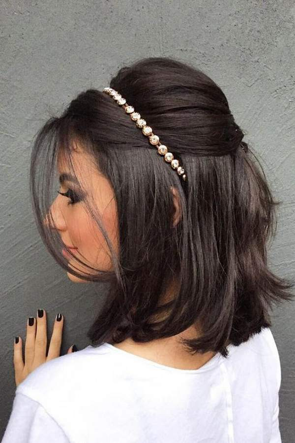 Prom Hairstyles for Short Hair 2017_08