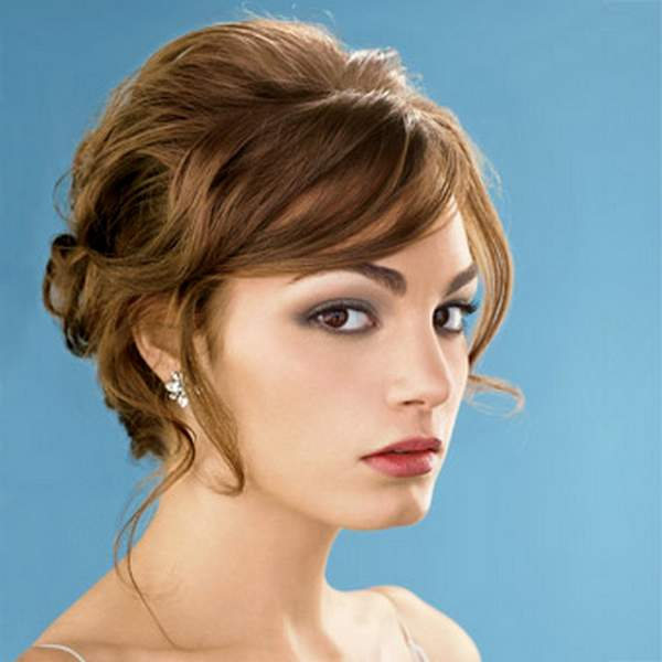 Updo For Short Bob - Prom Hairstyles