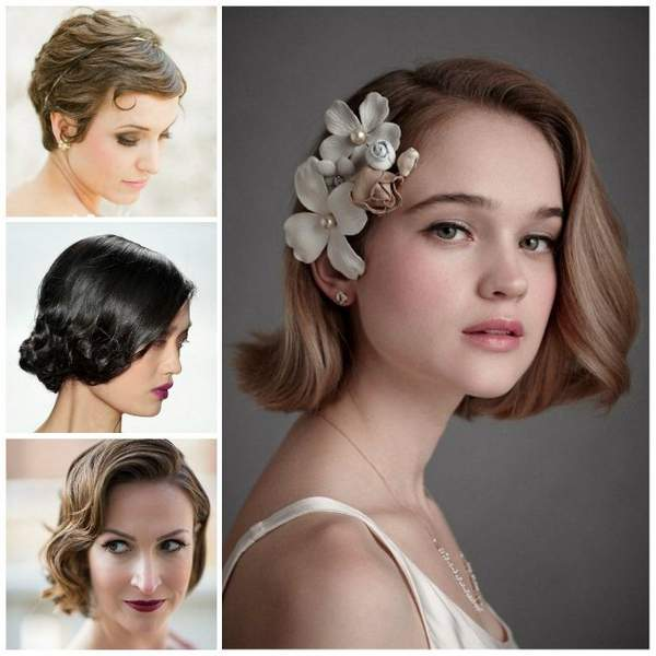 Prom Hairstyles for Short Hair 2017_16