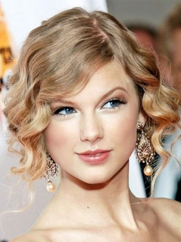 Short Curly Hairstyles For Wedding