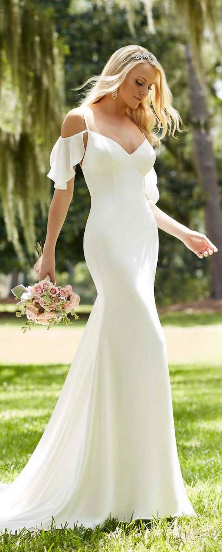 Best Styles for Beach Wedding Dresses_01