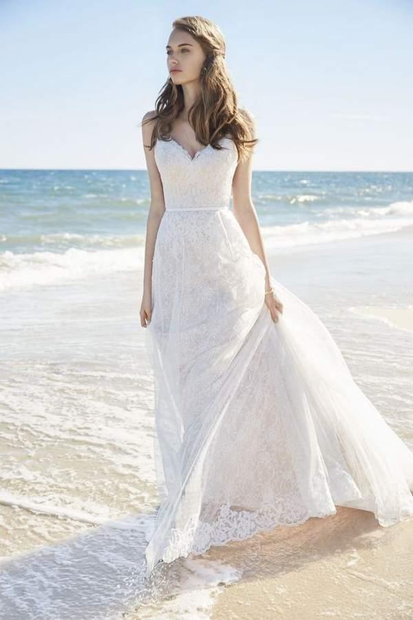 Ti Adora By Alvina Valenta A-Line Wedding Dress