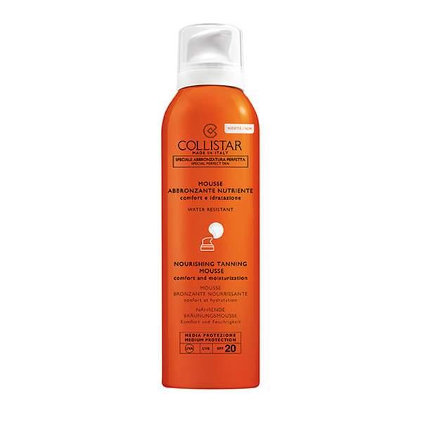 Collistar Mousse Abbronzante Nutriente SPF 20