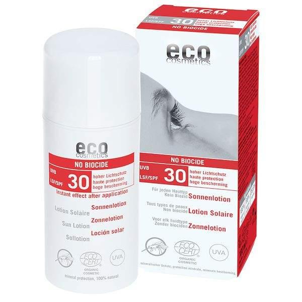 Eco cosmetics Sun Lotion SPF30