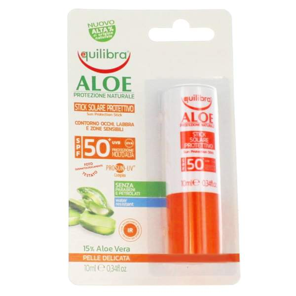 Equilibra Aloe Sun Cream SPF 50+