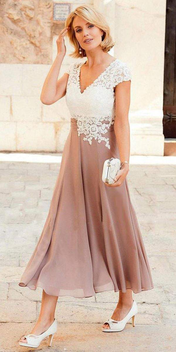 Styles of Mother of the Bride Dresses