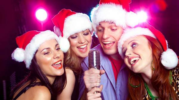 Four Christmas Party Ideas -Holiday Shopping Party