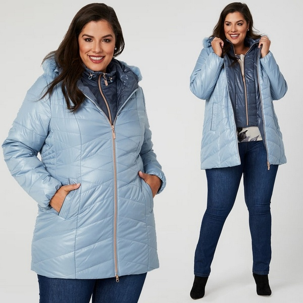 Plus size clothing for winter 2019_Winter Coat_10