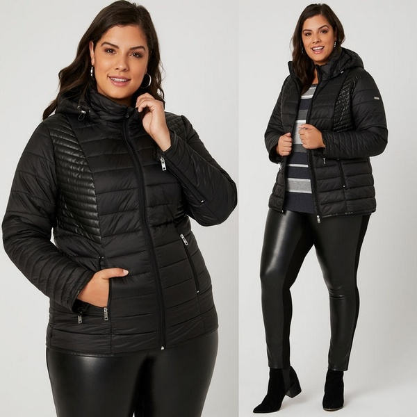 Plus size clothing for winter 2019_Winter Coat_12