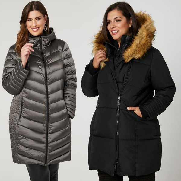 Plus size clothing for winter 2019_Winter Coat_13