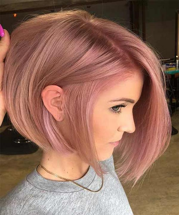 Latest Hair Trends 2019: Popular 2019 Hair Color Trends For Women