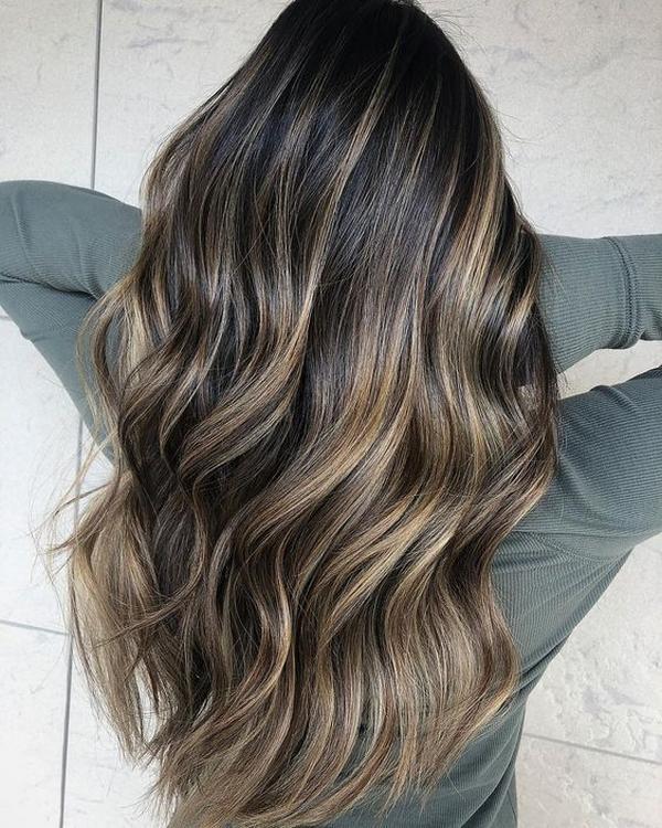 Trendy Hair Color 2019