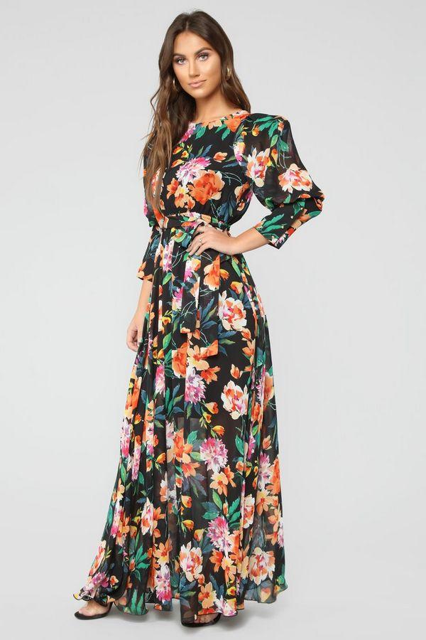 Summer Maxi Dresses 2019