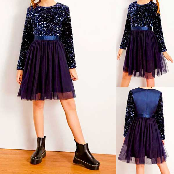 shein kids dress