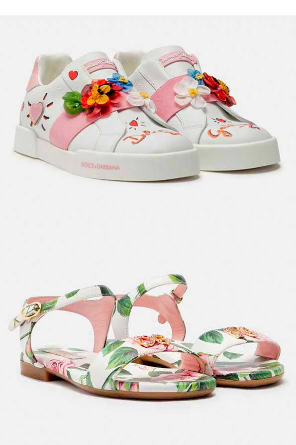 dolce and gabbana kids shoes 2020