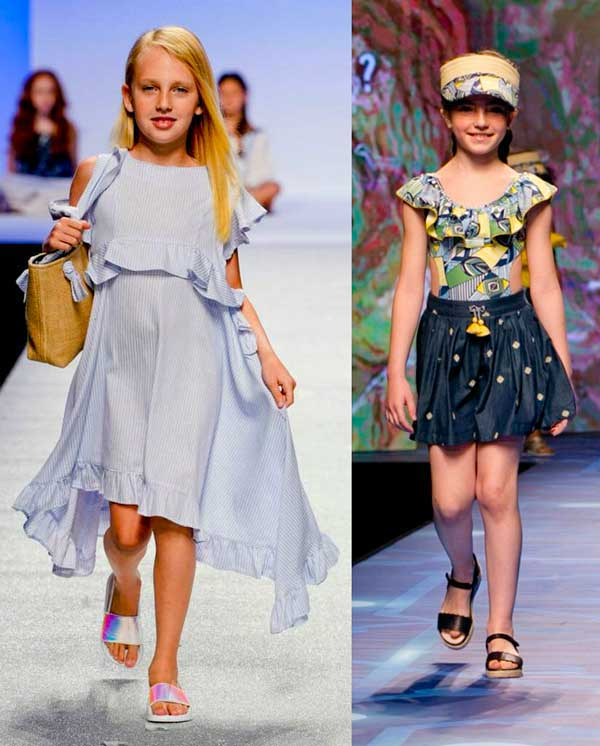 Manila Grace Girl Spring Summer 2020