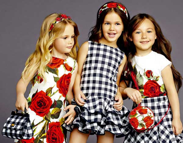 kids fashion spring summer 2020