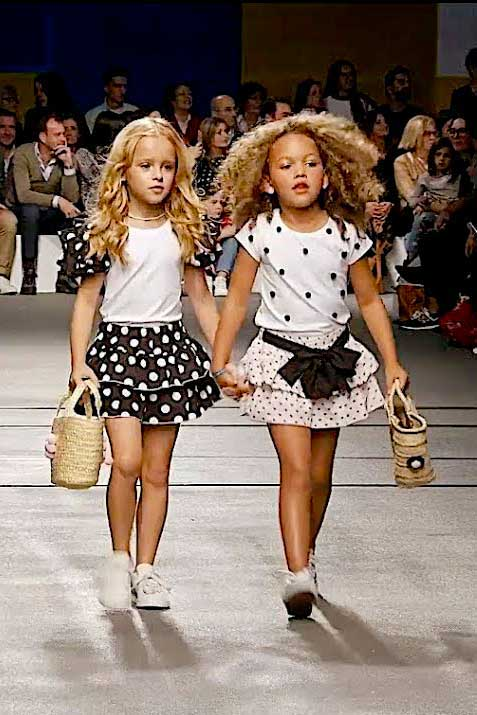 Kids fashion show 2020