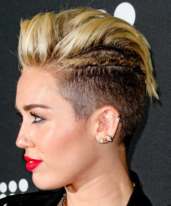 Miley Cyrus Hairstyles Miley S Haircut 2020 A Picture