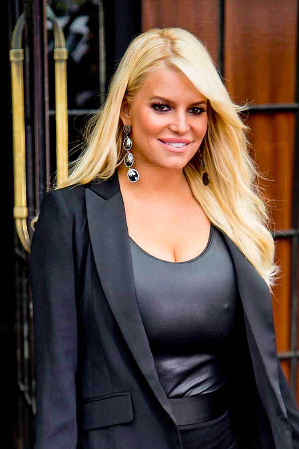 Jessica Simpson Hairstyles 2020